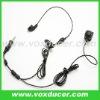 Two way radio accessory Finger PTT earphone for Yaesu VX6R/E,VX7R/E
