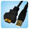 USB 2.0 Cable/Cord for Casio Exilim EX-Z1000 Z850 Z60 Z70