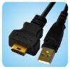 USB 2.0 Cable/Cord for Casio Exilim EX-Z1000 Z850 Z60 Z70