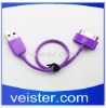USB 2.0 Data Synchronization Cable Charger for Apple iPod and iPhone