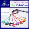 USB Data Connector Charger Cable for Apple iPod iPhone