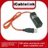 USB Microphone, USB Karaoke Microphone Audio Link Mic to USB Cable