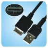 USB Wall Charger + cable/charger for Sony MP3/MP4 NWZ-E436F NWZ-E438F