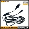 USB cable for ps3 controller charge cable
