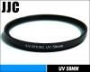 UV Filter Lens fit 58mm camera or camcorder lens