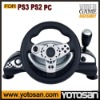 Universal Game steering wheel joystick for ps3 ps2 pc