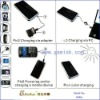 Universal portable Solar Charger For Cell Phone,tablet