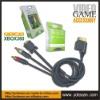 VGA+2RCA cable for xbox360