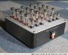 Valve full balanced stereo power amplifier GrandMaster316