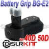 Vertical Battery Grip for Canon EOS 50D 40D 30D 20D BG-E2N BG-E2
