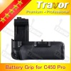 Vertical Battery Holder for Canon EOS 500D/450D/1000D/Rebel Xsi/XS/T1i