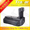 Vertical battery holder for Canon Eos20D/30D/40D/50D