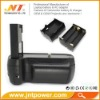Vertical grip camera battery grip for Nikon D40/D40X/D60/D5000/D3000