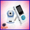 W386D1 2.4GHz Digital Wireless Home Security System Kit for Baby Monitor Day/Night