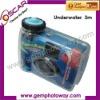 WA-04 Waterproof Single Use Camera