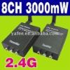 Wireless AV Transmitter & Receiver Kit O-619
