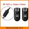Yongnuo RF-603 Wireless Flash Trigger for Nikon D90 D3100