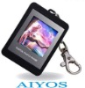 acrylic digital photo display CE RoHS FCC
