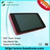 big LCD screen mp4 8GB video player