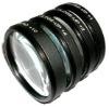 camera filter kit closeup lens 62mm