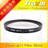 camera lens filter for Close-up+1 Filter 62mm