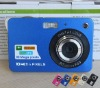 cheap and good-quality High Definition Digital CameraHBH-H-YX513(blue)