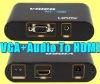 convert VGA to HDMI converter
