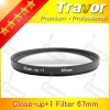 digital camera filter close-up +1 filter 67mm