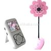 flower shape 2.4Ghz wireless baby monitor