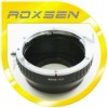 for Canon EF-S mount lens to for Nikon 1 mount J1 V1 interchangeable adapter