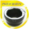 for Pentax K mount lens to Nikon 1 mount J1 V1 interchangeable camera adapter