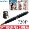 hidden hd digital video pen camera