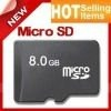 high capacity 8gb micro sd card , class6 8gb tf card ,