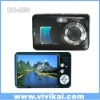 hot-selling ani-shake digital cameras with 2.7 TFT LCD screen