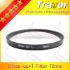 infrared camera filter close-up +1 filter 72mm