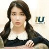 k-pop cd album / iu
