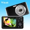 new cheap gift digital camera 5.0 Mega Pixels CMOS Sensor WINAIT CD50FZ