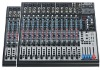 professional power mixing console