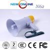 rechargeable megaphone wireless megaphone mini megaphone N62