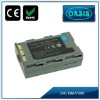replace digital camera rechargeable Battery pack for JVC V306