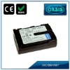 replace digital camera rechargeable Battery pack for JVC V607
