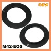 the 5th era M42-EF electronic adapter ring