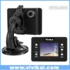 vivikai COMS sensor ehicle recording DVR with 2.4 inch LCD and support up to 16GB memory