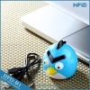 wholesale protable bird shape speaker with3.5mm general autio interface , protable speakers with built-in amplifier