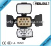 wholesale video light HVL-LBPB video light for camcorder DV SONY,CANON,NIKON,JVC...