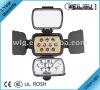 wholesale video light LED-VL001-B video light for camcorder DV SONY,CANON,NIKON,JVC...