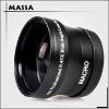 wide angle lens 0.45x