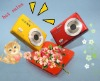 wide screen Cheap Digital video Camera Colorful Screen 2.7MP accept by PaypalY1